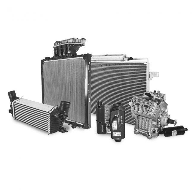 Climatizzazione, riscaldamento e raffreddamento motore - Prodotti FTS